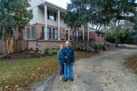 272 Fawn Trail, Lake Jackson TX - Home Elevation by Planet Three Elevation