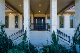 5003 S. Braeswood, Houston TX - Home Lifted by Planet Three Elevation