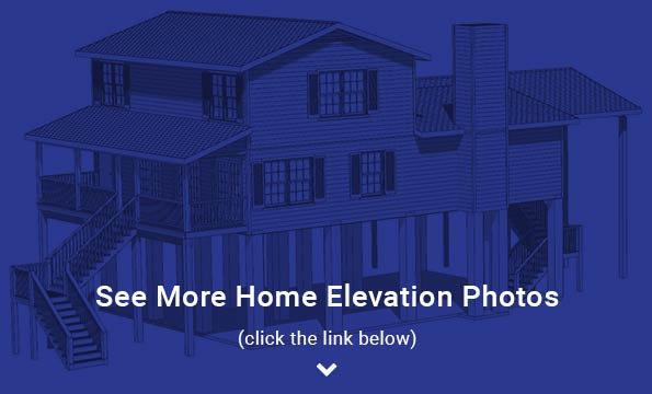 See More Home Elevation Photos - Planet Three Home Elevation Company