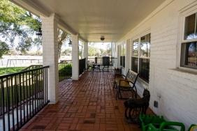6350 Bartlett Rd., Katy TX - House Raised by Planet Three Elevation