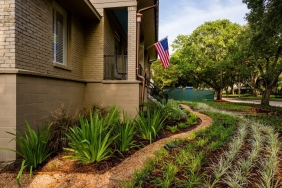 5118 Contour Place, Houston TX - House Raised by Planet Three Elevation