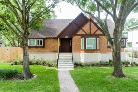 5231 Caversham Dr, Houston TX - Home Raised by Planet Three Elevation