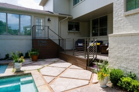 5243 Birdwood Rd, Houston TX - Home Elevation by Planet Three Elevation