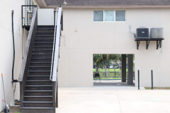 Nassau Bay TX House Lifting - stairs