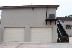 Nassau Bay TX House Lifting - garage