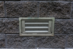 5103 Queensloch, Low Lift, P3 Elevation, Stainless Crawl Space Vent
