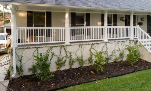 4930 Glenmeadow, Houston TX - Home Elevated by Planet Three Elevation