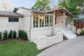 5019 S. Braeswood, Houston TX - Home Elevation by Planet Three Elevation