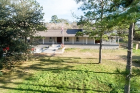 25825 Karen Ln., Katy TX - House Elevated by Planet Three Elevation