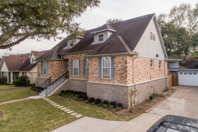 5735 S. Braeswood Blvd., Houston TX - Home Elevation by Planet Three Elevation