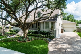 5243 Birdwood Rd, Houston TX - Home Elevation by Planet Three Elevation