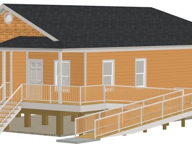 Texas Grant Home Reconstruction Homes Brazoria County