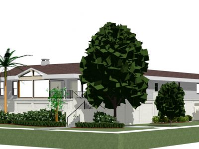 Houston House Elevation | House Lifting | Texas House Lifting Contractors | Meyerland House Lifting