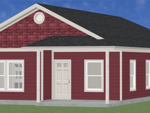 FEMA Contractor Home Reconstruction
