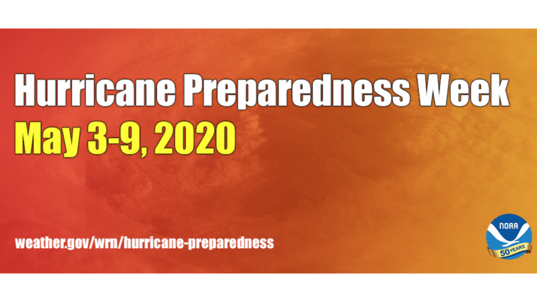 Houston Hurricane Preparedness Week