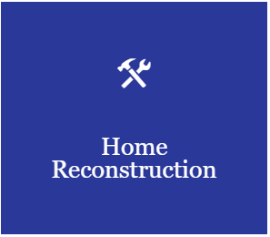 Texas Grant Home Reconstruction