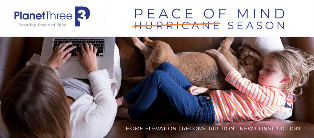 Hurricane Preparedness Week 2020 - Hurricane Season - Peace of Mind