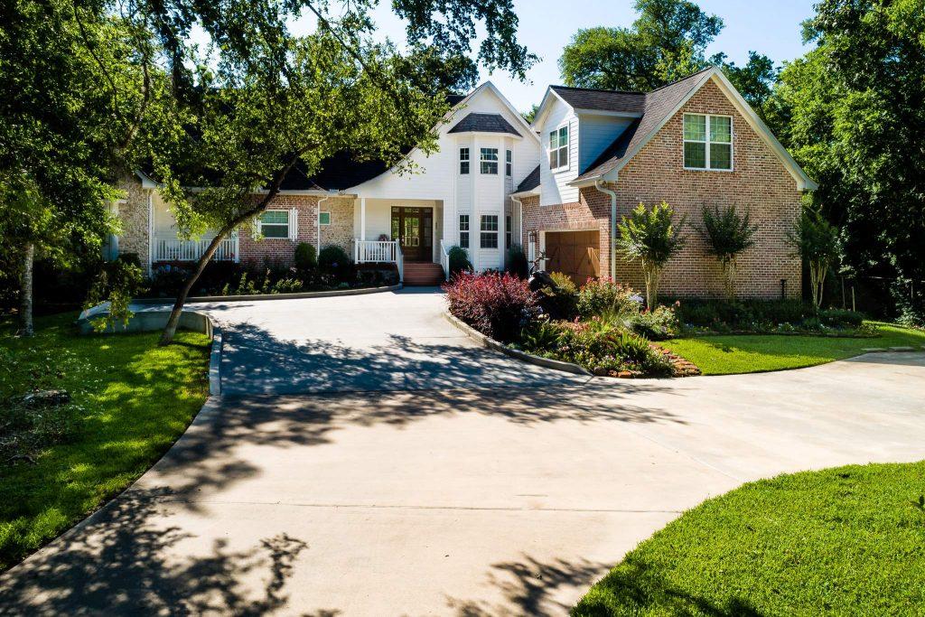 Friendswood Texas Flood Home Elevation