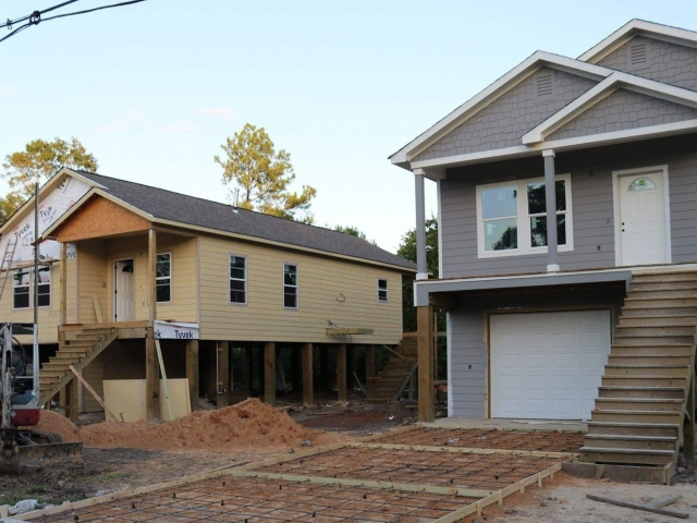 Grant Home Reconstruction Brazoria County Texas