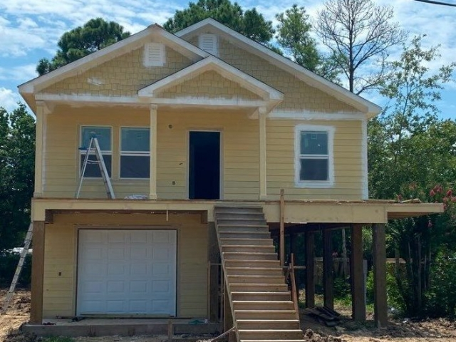Elevated Home Builder - Home Reconstruction in Texas