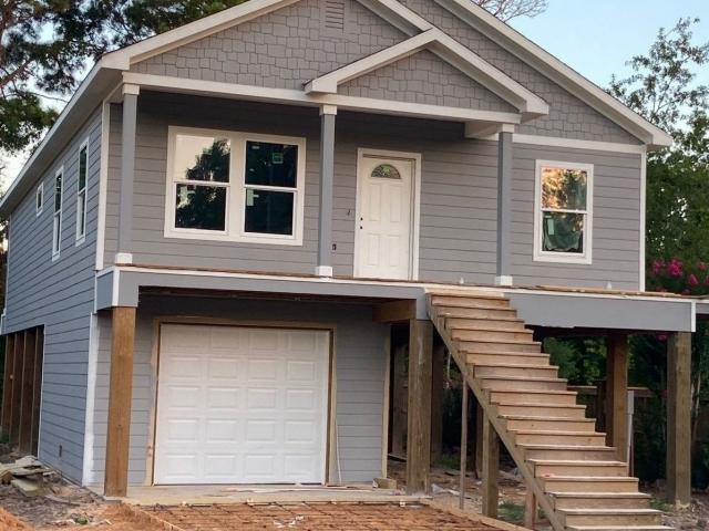 Brazoria County Flood Home Reconstruction