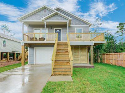 Texas Flood Grant Home Reconstruction Builder