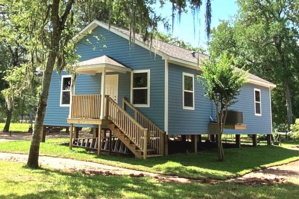 Brazoria County HMGP Reconstruction Home