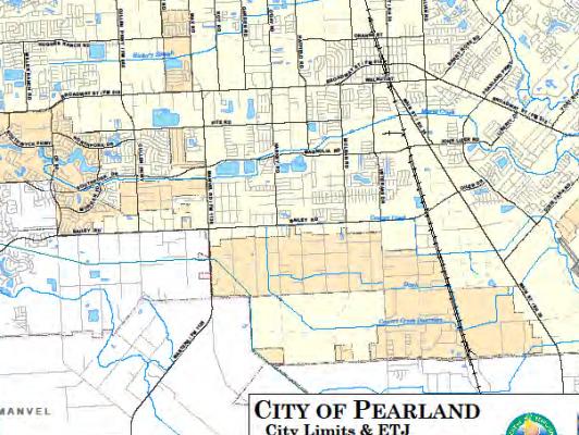 city of pearland texas floodplain