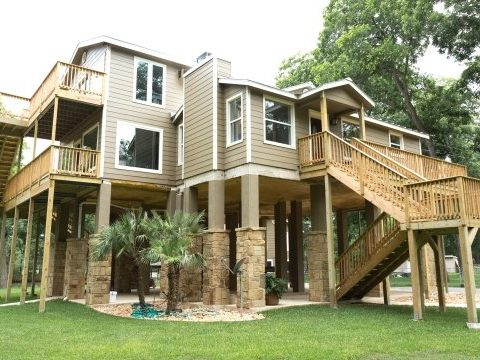 836 Lake Placid Dr., Seguin TX - Home Lifted by Planet Three Elevation